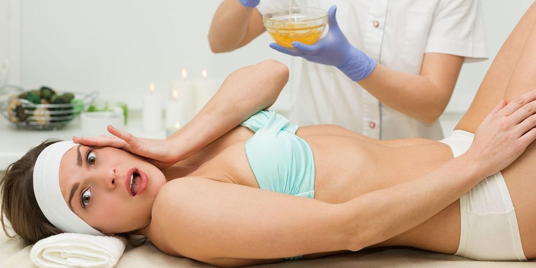 Глубокая эпиляция зоны бикини: правила безопасной процедуры