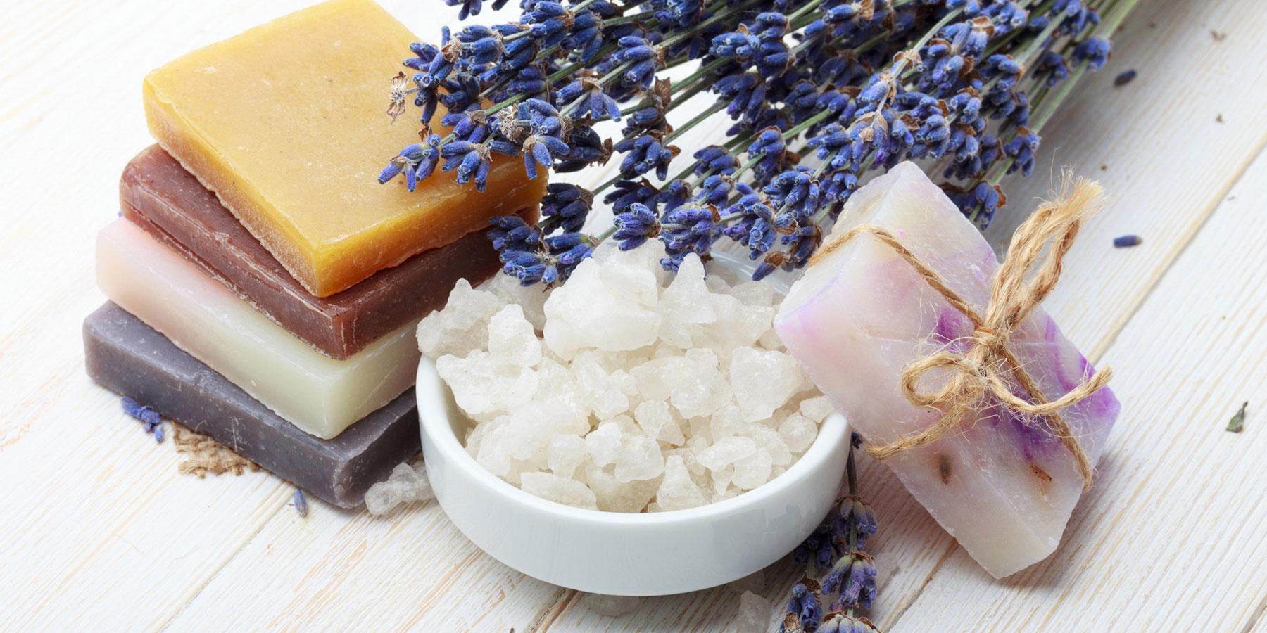 Имитация моря в домашних условиях: выбираем соль для ванны
