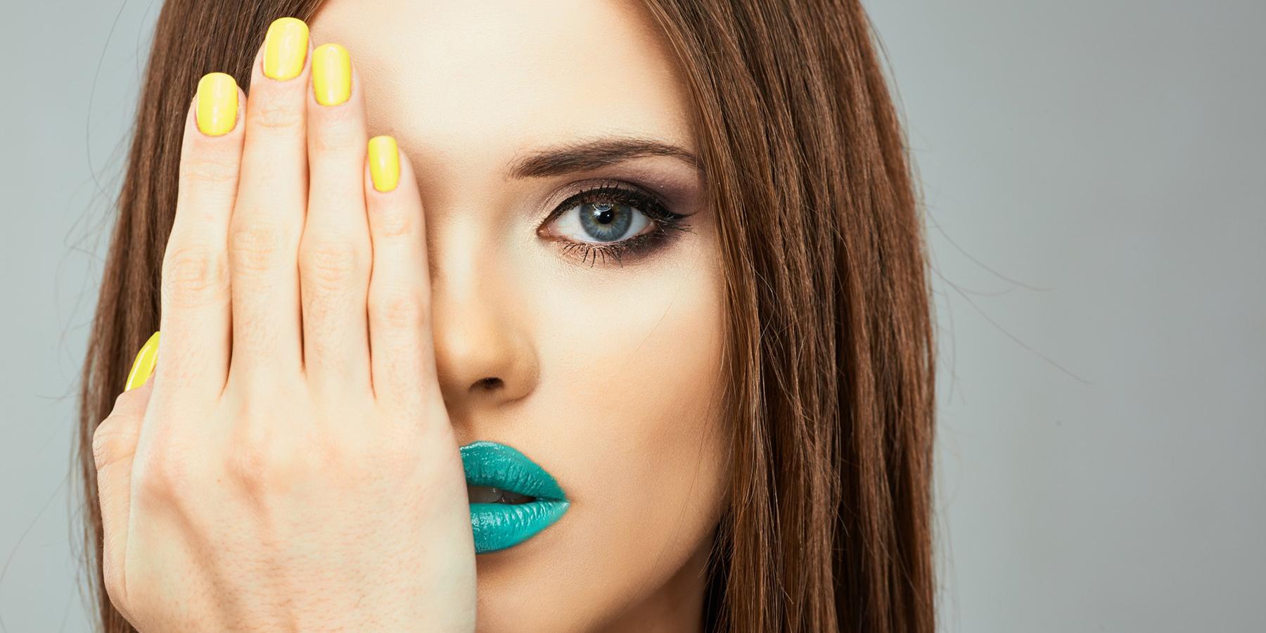 Модные летние тенденции покрытия ногтей